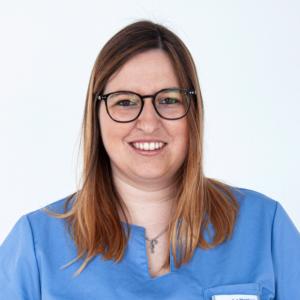 Medizinische Praxisassistentin Andrea Hauser