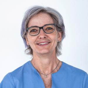Medizinische Praxisassistentin Liselotte Freiburghaus