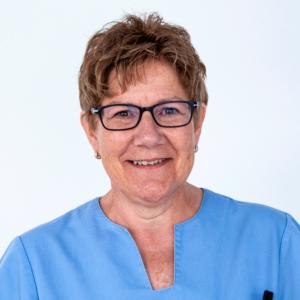 Medizinische Praxisassistentin Marlise Zürcher